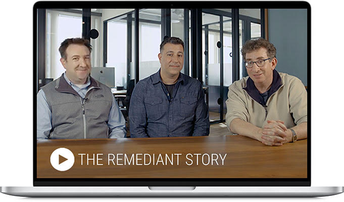 remediant story video